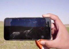 Telemóvel foi largado de 31 quilómetros de altura e sobreviveu (vídeo)