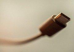 Tem atenção a este logo quando comprares um novo cabo USB