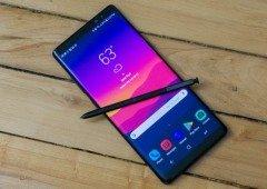 Tens um Galaxy S8, S8+ ou Note 8? Não vais ter o Android 10!
