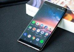 Tens um Nokia 8 Sirocco? Prepara-te para receber o Android 10