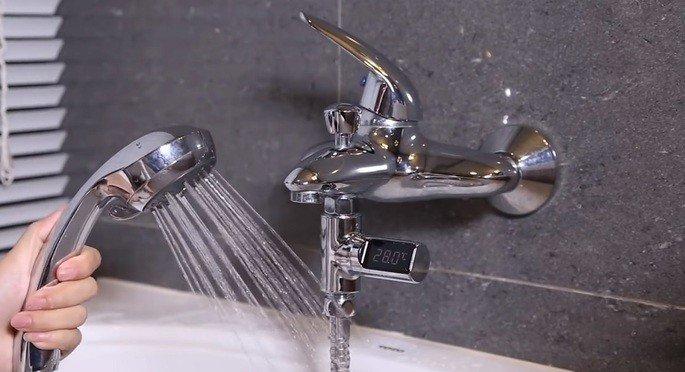 Termometro água