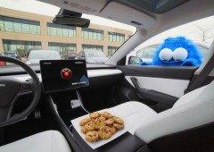 Tesla ajuda a polícia a apanhar um ladrão com o 'Modo Sentinela'