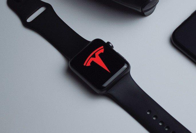Smartwatch da Tesla