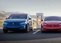 Tesla continua a surpreender ao aumentar a autonomia dos Model S e Model X