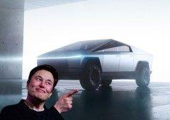 Tesla Cybertruck dificilmente irá chegar dentro dos prazos prometidos por Elon Musk