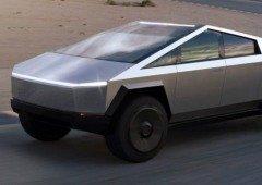 Tesla Cybertruck: imagem mostra autonomia que supera todas as expectativas