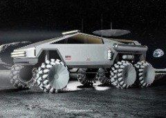 Tesla Cybertruck: novas imagens mostram um modelo espacial de sonho!