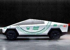 Tesla Cybertruck: polícia do Dubai sonha com uma frota nas estradas já em 2020!