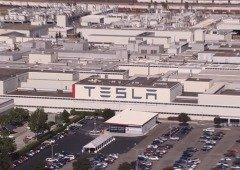 Tesla foi obrigada a suspender a produção de carros elétricos nos Estados Unidos