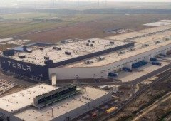 Tesla Gigafactory 4 na Alemanha vai produzir meio milhão de carros por ano