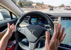 Tesla irá limitar algumas funções do seu piloto automática na Europa