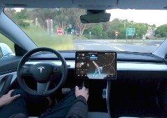 Tesla lança atualização que faz do seu Autopilot ainda mais único