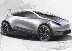 Tesla lançará o seu carro mais barato de sempre já no próximo ano