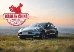 """Tesla """"Made in China"""" chegarão à Europa! Algo que Elon Musk disse que não aconteceria"""