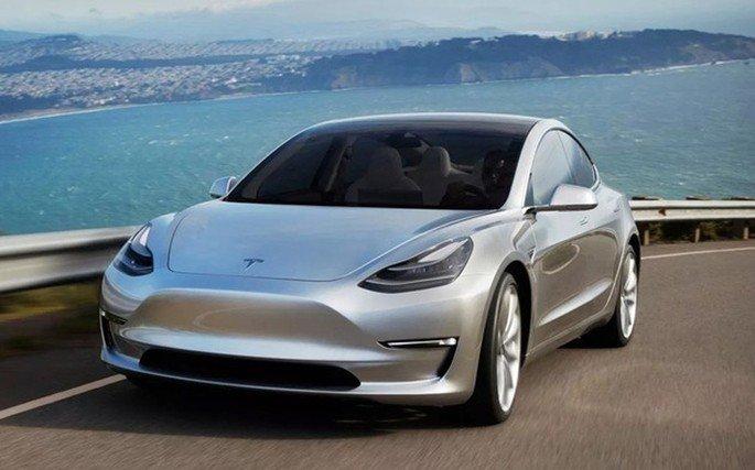 Tesla Audi carros elétricos