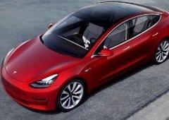 Tesla Model 3 abaixo dos 50 mil euros chega finalmente a Portugal