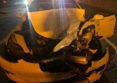 Tesla Model 3 envolvido em acidente contra polícia enquanto usava o Autopilot!