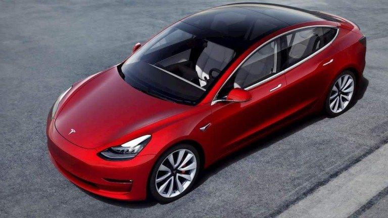 Tesla Model 3 foi o eléctrico mais vendido na Europa no primeiro trimestre