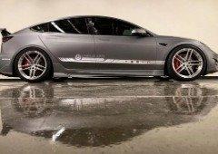 """Tesla Model 3 """"tuning"""" dá baile ao McLaren F1 e Porsche GT3! (vídeo)"""