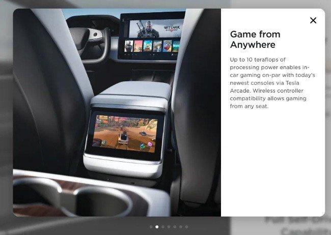 Tesla AMD Elon Musk PS5