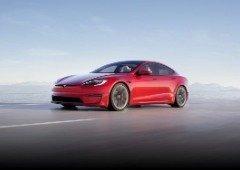 Tesla Model S terá batido recorde de velocidade do Bugatti Chiron Sport