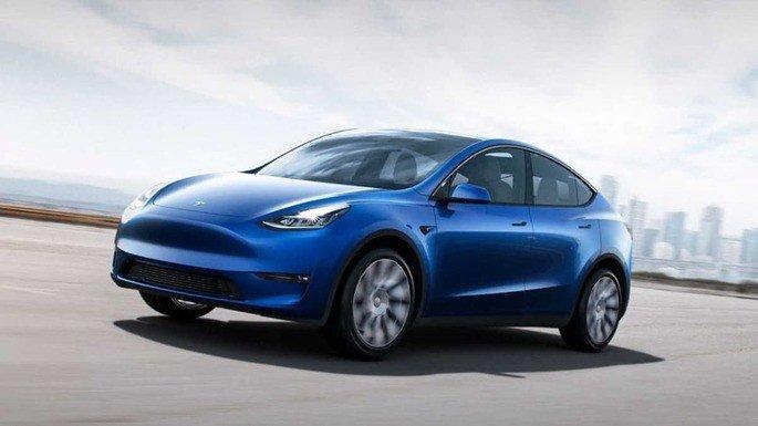 Este é o Tesla Model Y