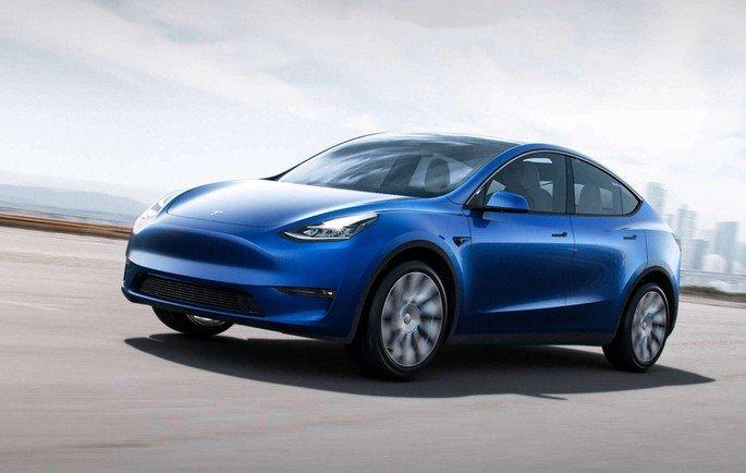Tesla Model Y em Portugal