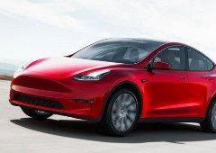 Tesla Model Y começará a chegar aos compradores muito antes do esperado