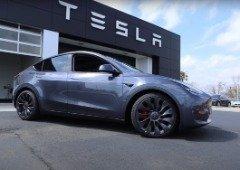 Tesla Model Y foi apanhado na Europa! Mas ainda não o podes comprar