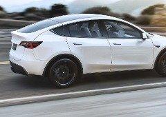 Tesla Model Y: imagem revela-nos a terceira fila de assentos do carro