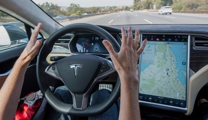 Tesla Piloto automático