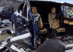 Tesla processada por família de vítima fatal num acidente de Model X