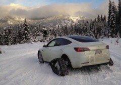 Tesla recusa garantia a um Model 3 alterado para andar na neve