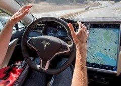 Tesla: travagem de emergência vai em breve funcionar com peões e ciclistas (vídeo)
