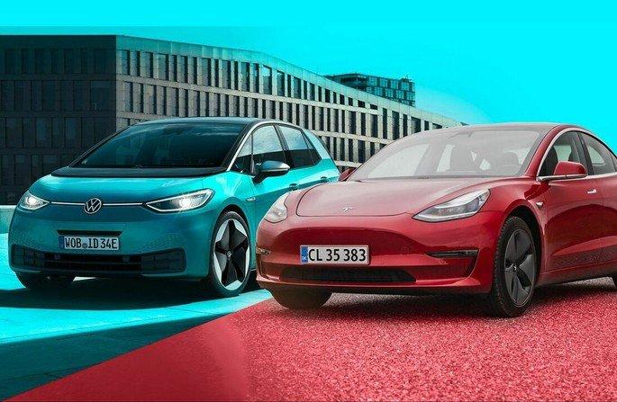 As palavras do CEO da Volkswagen sobre a Tesla