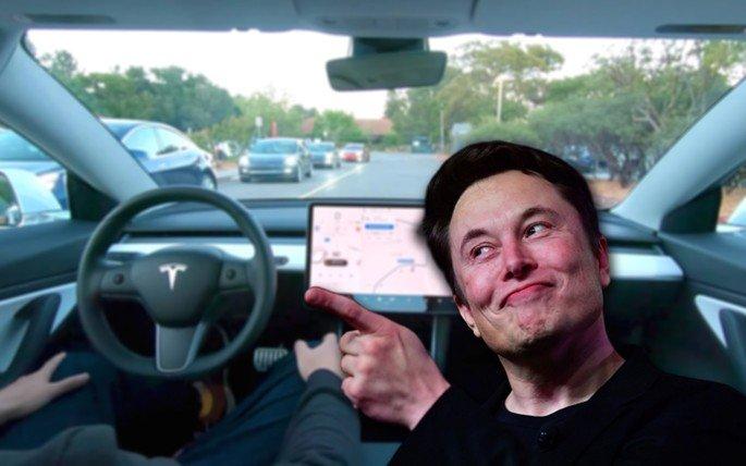 Tesla Autopilot segurança