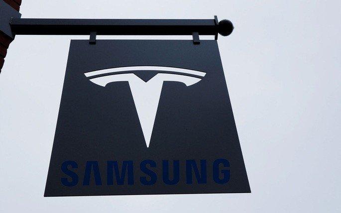 Tesla Samsung