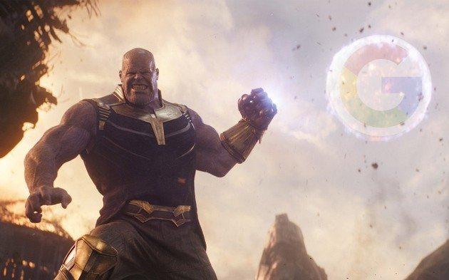 Google Thanos Search