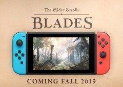 The Elder Scrolls: Blades salta dos smartphones para a Nintendo Switch