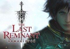 The Last Remnant: épico RPG da Square Enix é lançado para Android e iOS