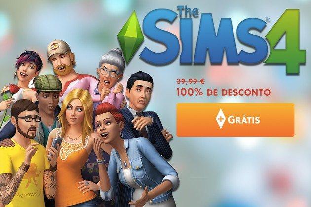 The Sims 4 Grátis