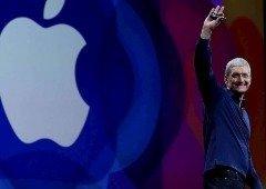 Tim Cook parece ser a pessoa certa para o momento vivido pela Apple
