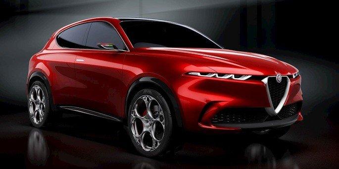 Alfa Romeo Tesla Model 3
