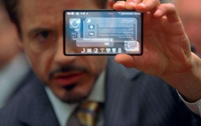 Tony stark smartphone