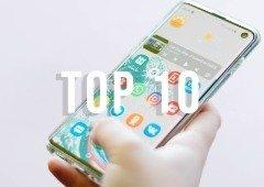 TOP 10: os smartphones Android mais poderosos na 1.ª metade de 2021
