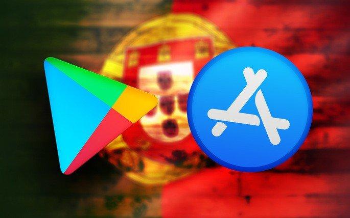 TOP 30 aplicações Android iOS portugal