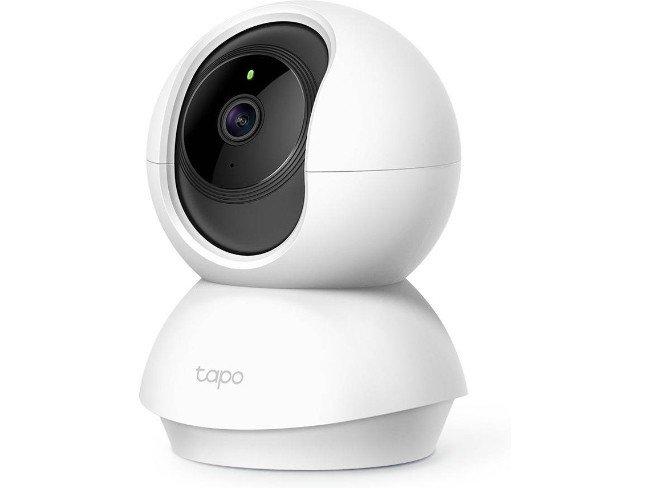 câmara de vigilância TP-Link em branco