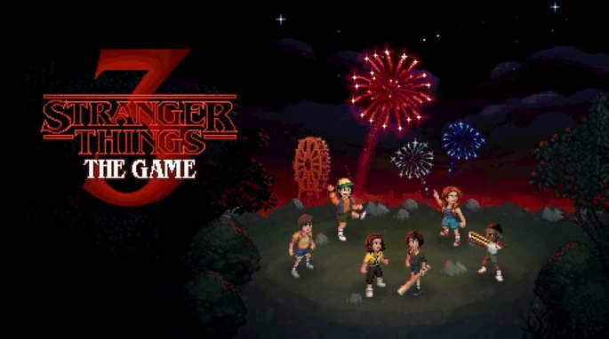 stranger things 3: o jogo android ios