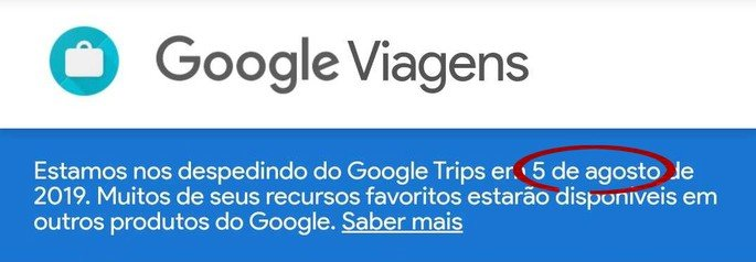 Google Trips data