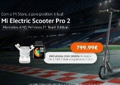 Trotinete Xiaomi para fãs da F1 traz ofertas em Portugal